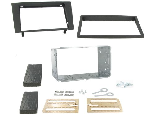 S-Max 2007 On Double Din Fascia Panel Connects2 CT23FD07 Ford Mondeo Focus