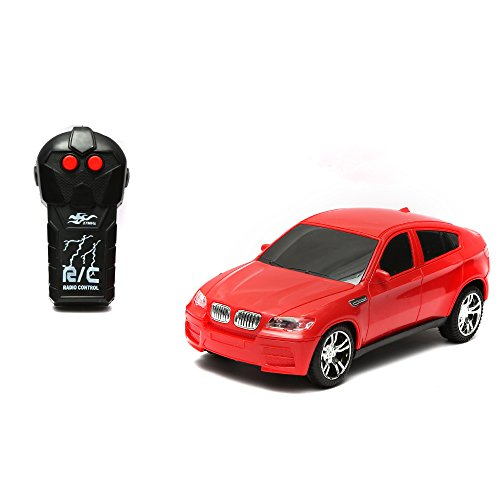 WEMBLEY 1:18 27Mhz SUPER FAST REMOTE CONTROL CAR (RED)  available at amazon for Rs.299