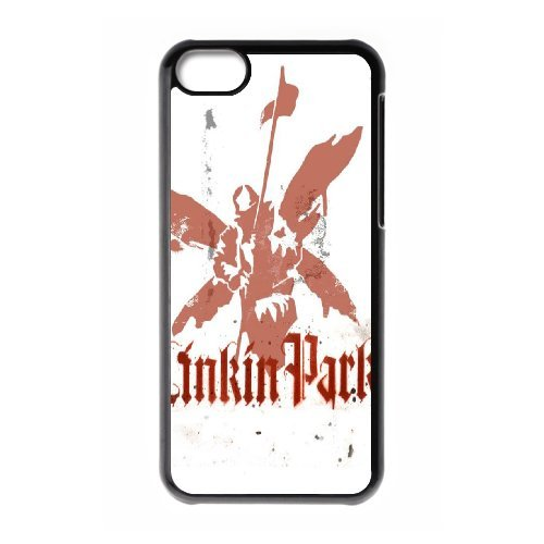 LP-LG Phone Case Of Linkin Park For Iphone 5C [Pattern-3] Pattern-1