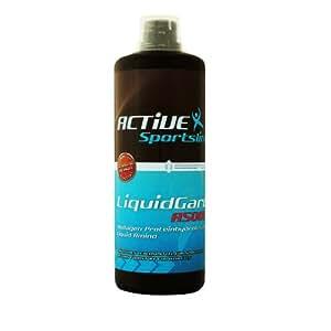 BB Genics LiquidGard A5000 (Amino- Liquid / Sauerkirsch), Kirsche, 1000ml Dose-Flasche