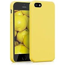kwmobile Funda para Apple iPhone SE / 5 / 5S - Carcasa de [TPU]