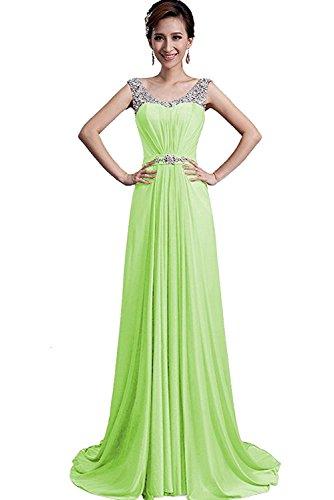 Victory Bridal Navy Blau Damen Festlichkleider Abendkleider Partykleider Mit Steine Lang A-linie Rock Lilac