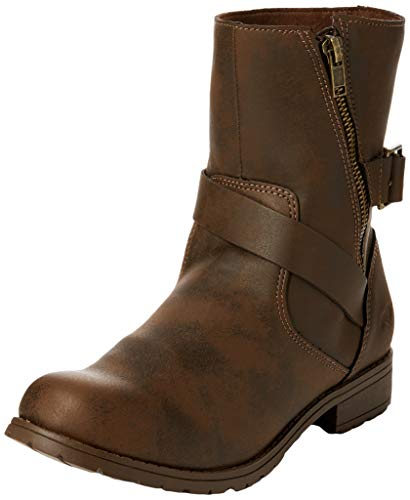 Rocket Dog Damen Blume Biker Boots, Braun (Brown Graham C00), 40 EU