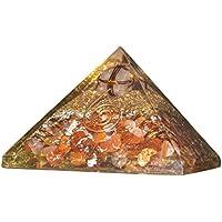 Crocon Karneol Edelstein Energetische Pyramide mit Rosenquarz Merkaba Chakra Balancing Reiki Healing Aura Cleansing... preisvergleich bei billige-tabletten.eu