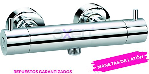 OXEN Ortega - Grifo termostático de ducha