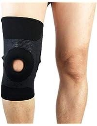 Ginocchio supporto-Premium compressione ginocchio manica-ginocchio brace  patella stabilizzatore per menisco strappo- 9a5c734b882