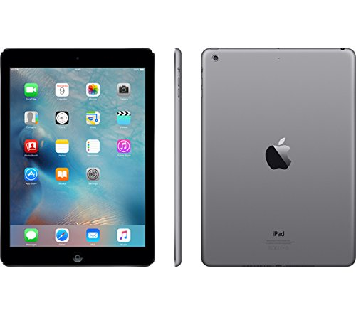 Apple iPad Air 16GB Wi-Fi - Space Grau (Generalüberholt)