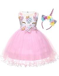 prezzo moderato grande sconto diventa nuovo Amazon.it: unicorno festa compleanno - Bambine e ragazze ...