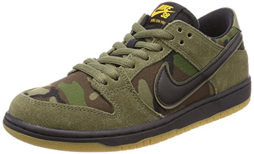 newest 9f171 d00a5 Nike SB - Dunk Zoom Low PRO - Camouflage - 40.5