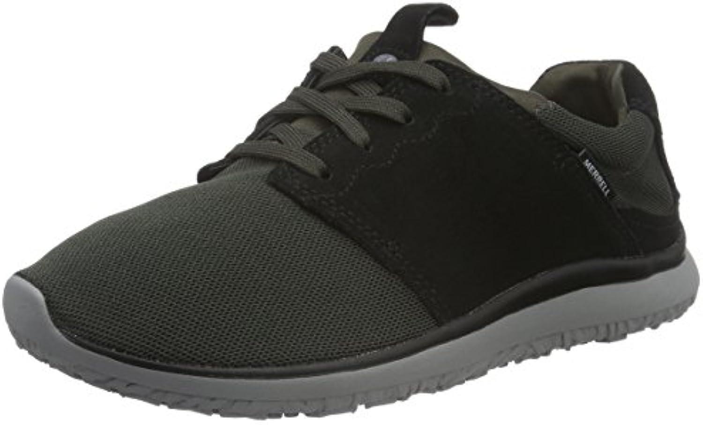 Merrell Herren Getaway Lace Sneakers  Grau