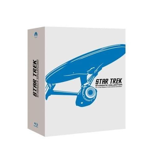 Pack Star Trek Películas 1-10 Remasterizadas [Francia] [Blu-ray] 3