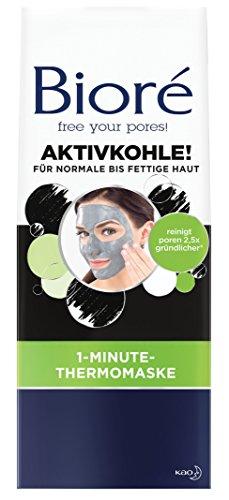 1-Minute-Thermomaske von Bioré