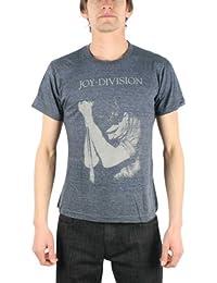 Joy Division Ian Curtis T-shirt dans la Marine Heather
