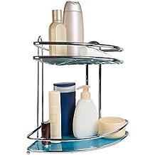 Mensole accessori per la doccia casa e cucina - Accessori bagno amazon ...