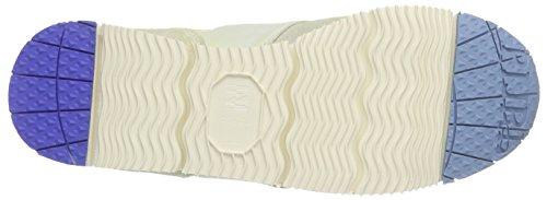 NapapijriMarit - Scarpe da Ginnastica Basse Donna Giallo (Gelb (vibrant yellow N33))