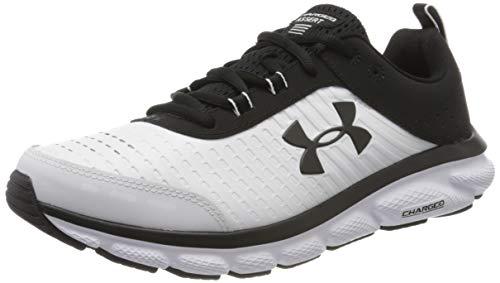 Under Armour Men's Charged Assert 8 Ltd Laufschuhe, Zapatillas de Running para Hombre, Blanco White/White/Black...