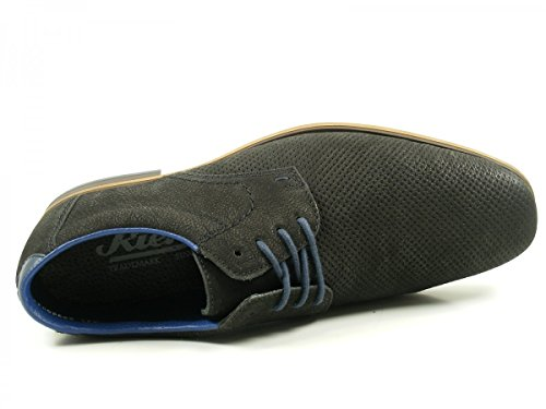Rieker 10615-01 Chaussures de ville homme Schwarz