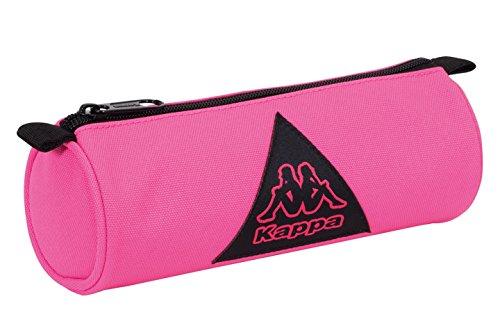 Portapenne - kappa - logo - rosa