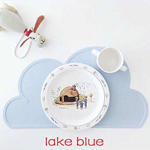 Zehui süsse Cloud Tisch-Sets für Baby & Kinder...