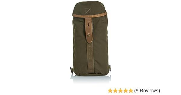 85ad7e5e774b0 FJÄLLRÄVEN Uni Stubben Side Pockets Rucksack Seitentaschen Dark Olive 30  cm  Amazon.de  Bekleidung
