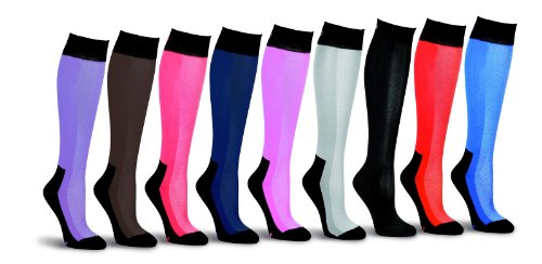 Tredstep Ireland Pure Air Cool equitazione concorrenza calzini sportivi tutti i colori Navy blue