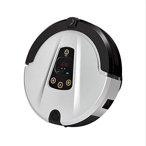 A Vacuum cleaner Staubsaugerroboter mit Echtzeit-Raumkarten-Kamera-Staubsaugerroboter, geeignet für tierhaar- und allergenoptimierte Teppiche und mit Alexa und APP kompatible Bodenglättung