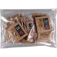 10 Packungen Boveda Kogu Humidipak 72/% 8 g