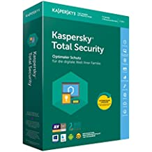 Kaspersky Total Security 5 Geräte 20 Jahre Edition (Code in a Box) Software