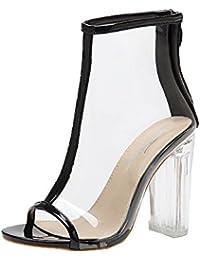 heißes Produkt Billiger Preis ausgewähltes Material Suchergebnis auf Amazon.de für: durchsichtige - Schuhe ...