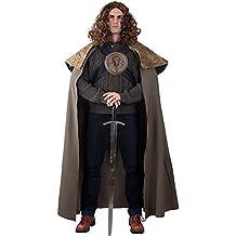 Capa Jon Nieve Guardián de la Noche - Único, XL