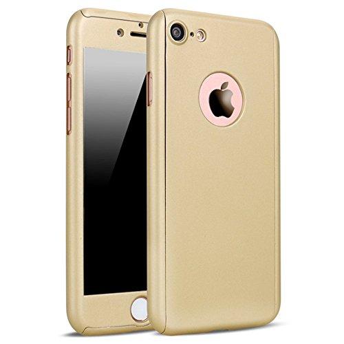 Vanki® iPhone 7 plus Custodia, Ottimizzata Ultra sottile Metà struttura Circondata cassa durevole PC del phone case/cover/custodia für iphone 7 plus(5,5 pollici) 7