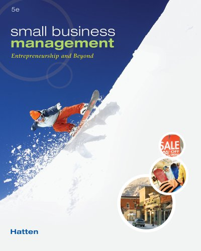 Bundle: Small Business Management: Entrepreneurship and Beyond, 5th + Cengage Learning Write Experience 2.0 Powered by My Access Printed Access Card (Bundle Small Business)