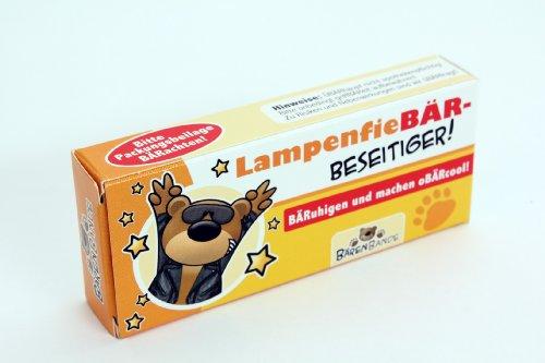 BärenBande OBÄRarzt Traubenzucker LampenfieBÄR-Beseitiger