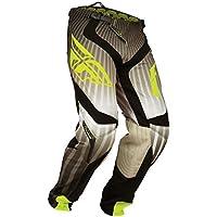 Fly 2014–Pantaloni di motocross e MTB–Idrogeno Lite Nero/Grigio