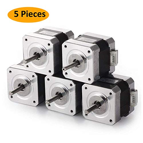 3D-Drucker-Teile und Zubehör 42mm Zwei Phasen 0,9 Grad Hybrid Schrittmotor 48mm Länge 1,5A Für CNC Router 3D-Druck & Digitalisierung