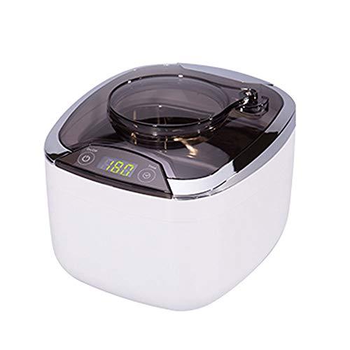 Global-Cleaning 870ML Ultraschall-Reinigungsmaschine, große Kapazität Digitale Timing, mit Kühlventilator, geeignet für Schmuck, Diamanten, Gläser, Sonnenbrillen, Zahnersatz und Ringe.