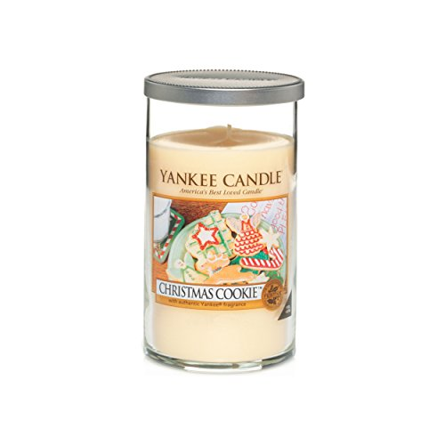 Yankee Candle Perfect Pillar Candela Media, Christmas Cookie