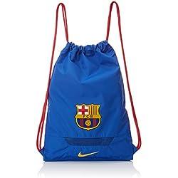 Nike Allegiance Fc Barcelona Gymsack Mochila, Hombre, Azul (Game Royal / Prime Red / University Gold), Talla Única