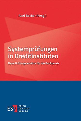 Systemprüfungen in Kreditinstituten: Neue Prüfungsansätze für die Bankpraxis