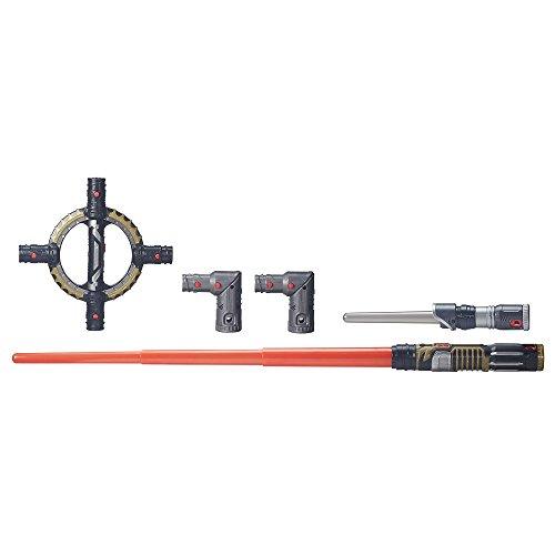 Star Wars bladebuilders spin-action Lichtschwert (Lichtschwert Für Action-figuren)