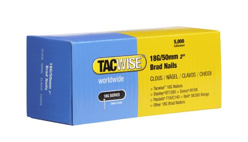 Tacwise 0401 - Clavo tamaño: 50 mm
