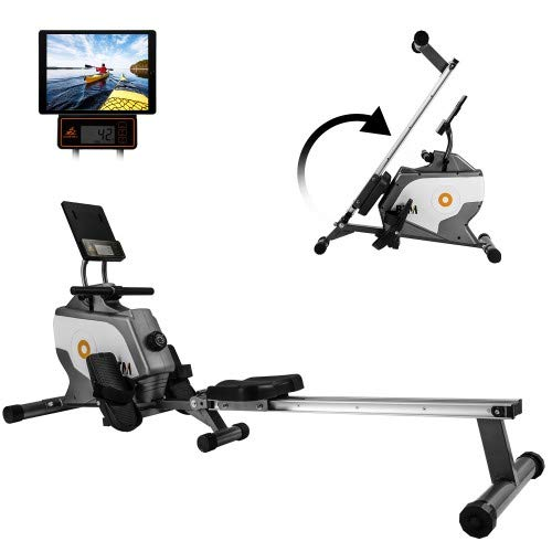 41mg2PYJ9dL. SS500  - Rowing Machines Rowing Machine,maximum user weight 150 Kg, foldable