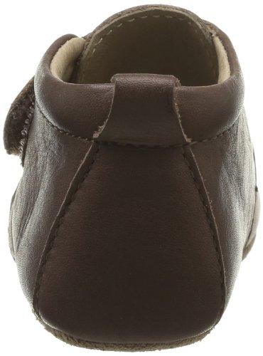 Bisgaard 12301999, Chaussons mixte enfant Marron (60 Brown)