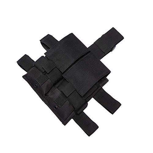 PIN XIU Tactical Leg hängende Taktische Beintasche Male Kit Reiten kleine Multifunktions-Gürteltasche Sport-Handy-Beintasche Clip Kit CP Tarnung Uniform Code -