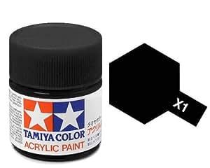 X01acril Mini Noir brillant
