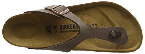 Birkenstock GIZEH BF 43731 Unisex-Erwachsene Zehentrenner Mocca