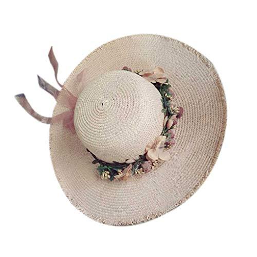 fish Wide Brim Straw Sonnenhut Frauen-Mädchen-Blumenkranz Frühlings-Sommer-Cap-Strand-Hut Kopfschmuck Kopfbedeckung