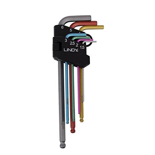 lindy-codigo-de-color-largo-juego-de-llaves-allen-7-unidades