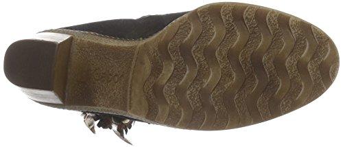 Gabor Shoes 55.720 Damen Kurzschaft Cowboystiefel Blau (pazifik 16)