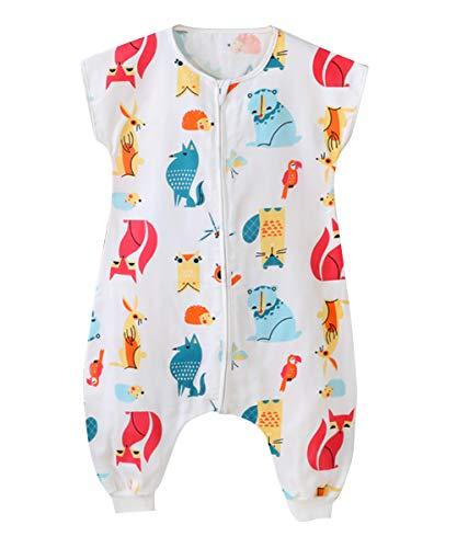 FEOYA - Bebés Pijama Dormir Bolsa Saco Dormir Verano